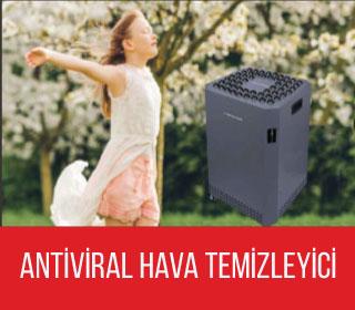 antiviral hava temizleyicisi